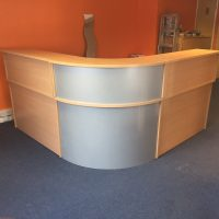 Reception Desk - Inviting Offers